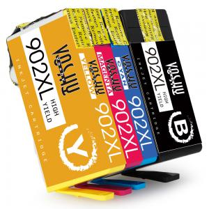 Voshy Remanufactured HP 902XL 902 Ink Cartridges